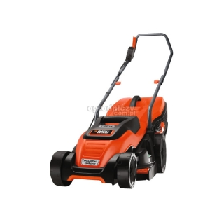 BLACK&DECKER Kosiarka do trawy EMAX34S 1400 W, 34cm