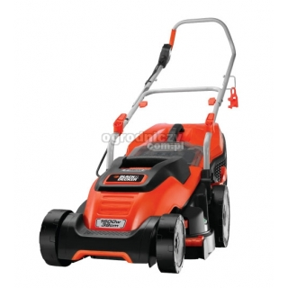BLACK&DECKER Kosiarka do trawy EMAX38I 1600 W, 38cm