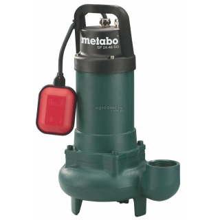 METABO Pompa do wody brudnej SP 24 46 SG 900W