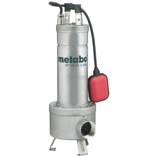 METABO Pompa do wody brudnej SP 28 50 S INOX 1470W